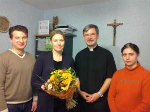 10 лет служения в Каритас Епархии Святого Климента