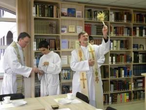 Программа Духовных упражнений на 2012