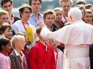 Молитвенные намерения Святого Отца Бенедикта XVI на апрель 2012 года