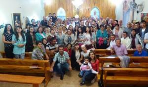 Св. Месса 26 августа 2014 г., Ульяновск